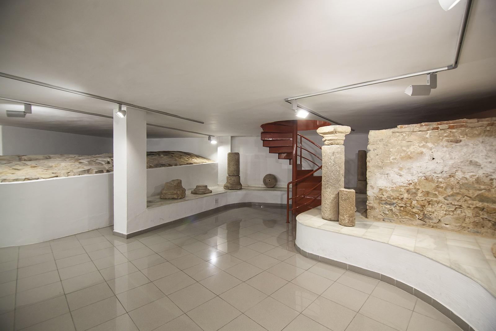 Centro Cultural 'Santo Domingo': Sala Vía de la Plata