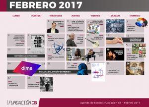 agenda-febrero-2017