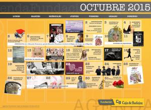 agendaoctubre20151