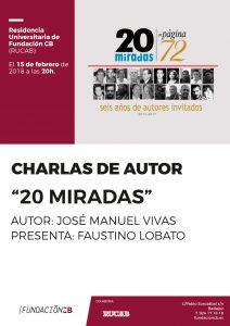 20-miradas cartel
