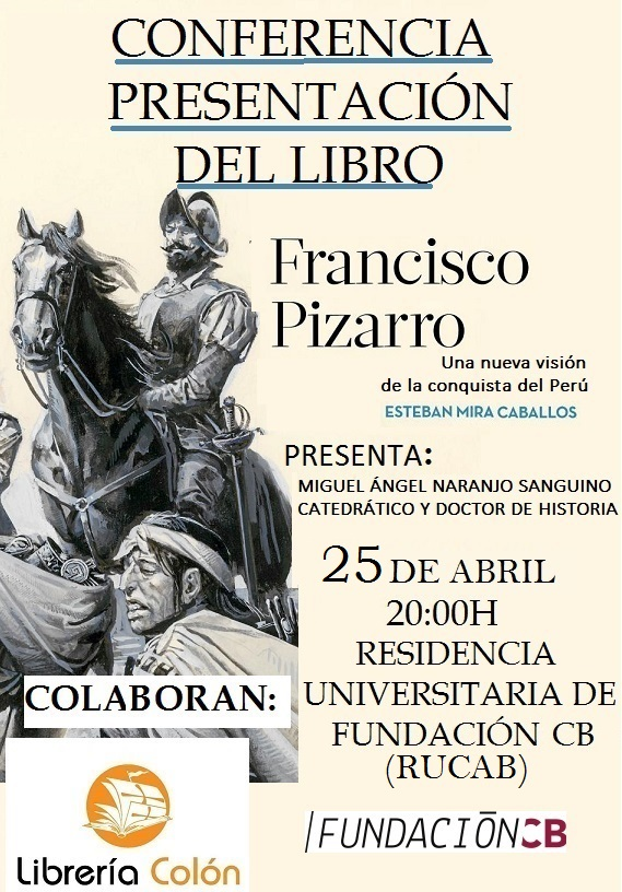 PRESENTACION FRANCISCO PIZARRO